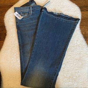 J Brand Sneaker Flare Jeans Size 25